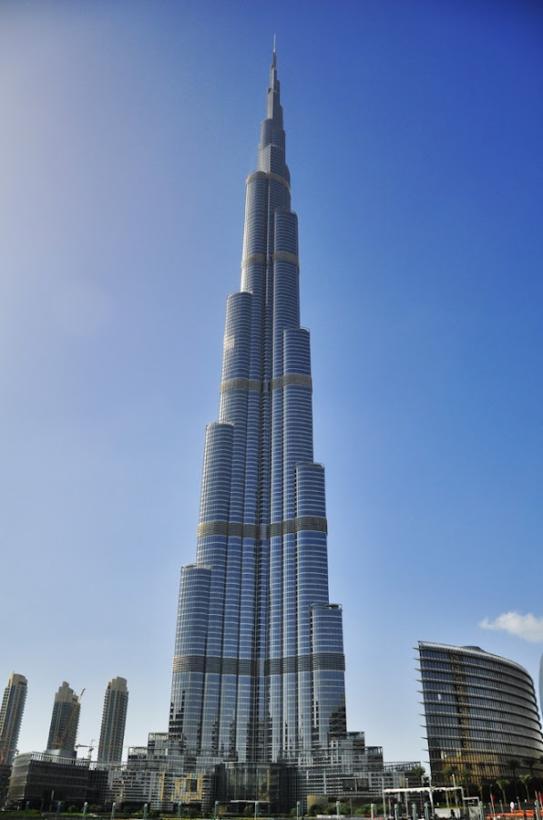 Burj Khalifa by Allan Hock - Buildings & Architecture Office Buildings & Hotels