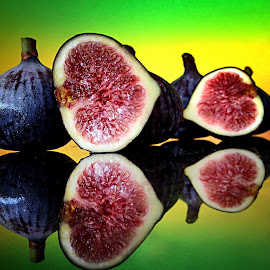 Figs by Janette Ho - Food & Drink Fruits & Vegetables