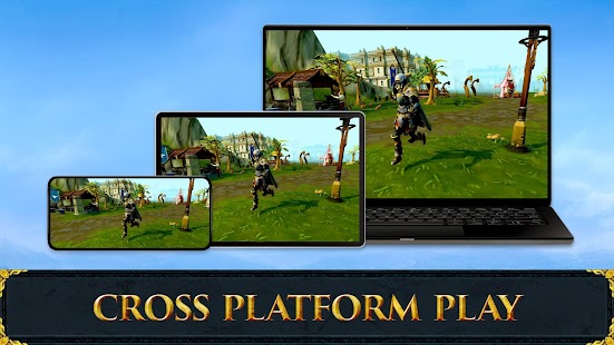 RuneScape Mobile for pc