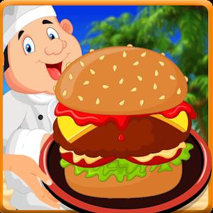 Burger Shop Restaurant : Burger Maker Cooking Game For PC (Windows & MAC)