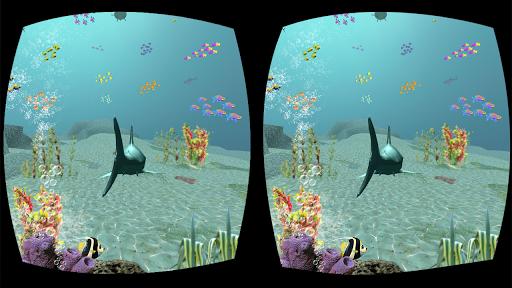 Killer Shark Attack VR For PC