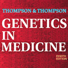 Genetics in Medicine, 8th Ed