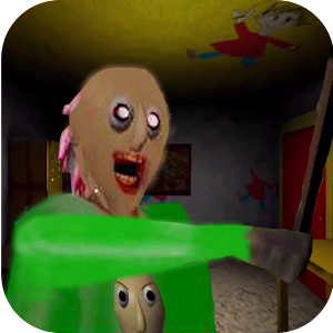 Horror GRANNY Baldi - Scary House For PC / Windows 7/8/10 / Mac – Free Download