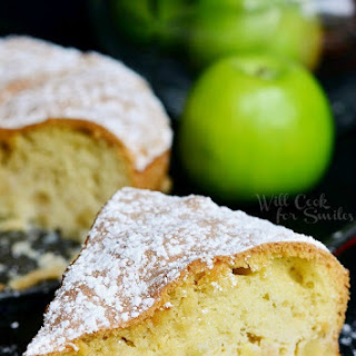 Russian Apple Cake