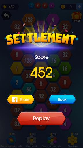 1024 Hexagon screenshot 5