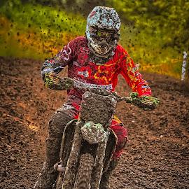 nothing can stop me !! by Dragan Rakocevic - Sports & Fitness Motorsports ( mud, motocross, sport, motorcycle, motorsport )