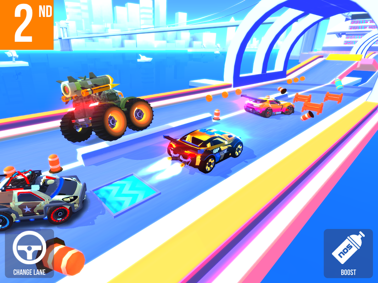 SUP Multiplayer Racing (Unreleased) Screenshot 17