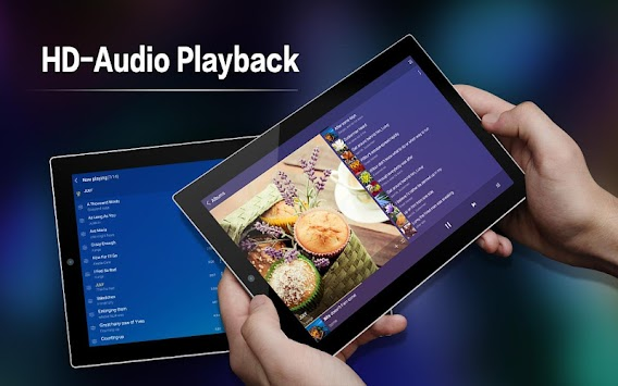 Music Player For Android APK screenshot thumbnail 9