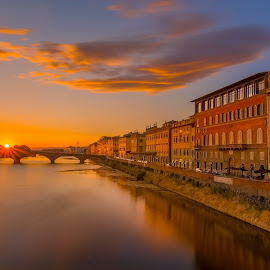 Florence by Joao Carvalho - Landscapes Sunsets & Sunrises