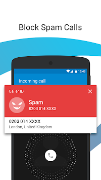 Caller ID - Block & Dialer APK screenshot thumbnail 2
