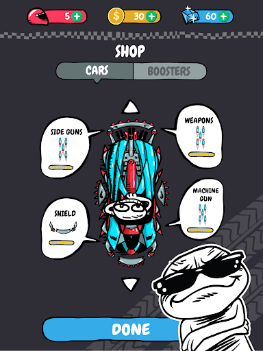 Viber Rude Rider screenshot 14