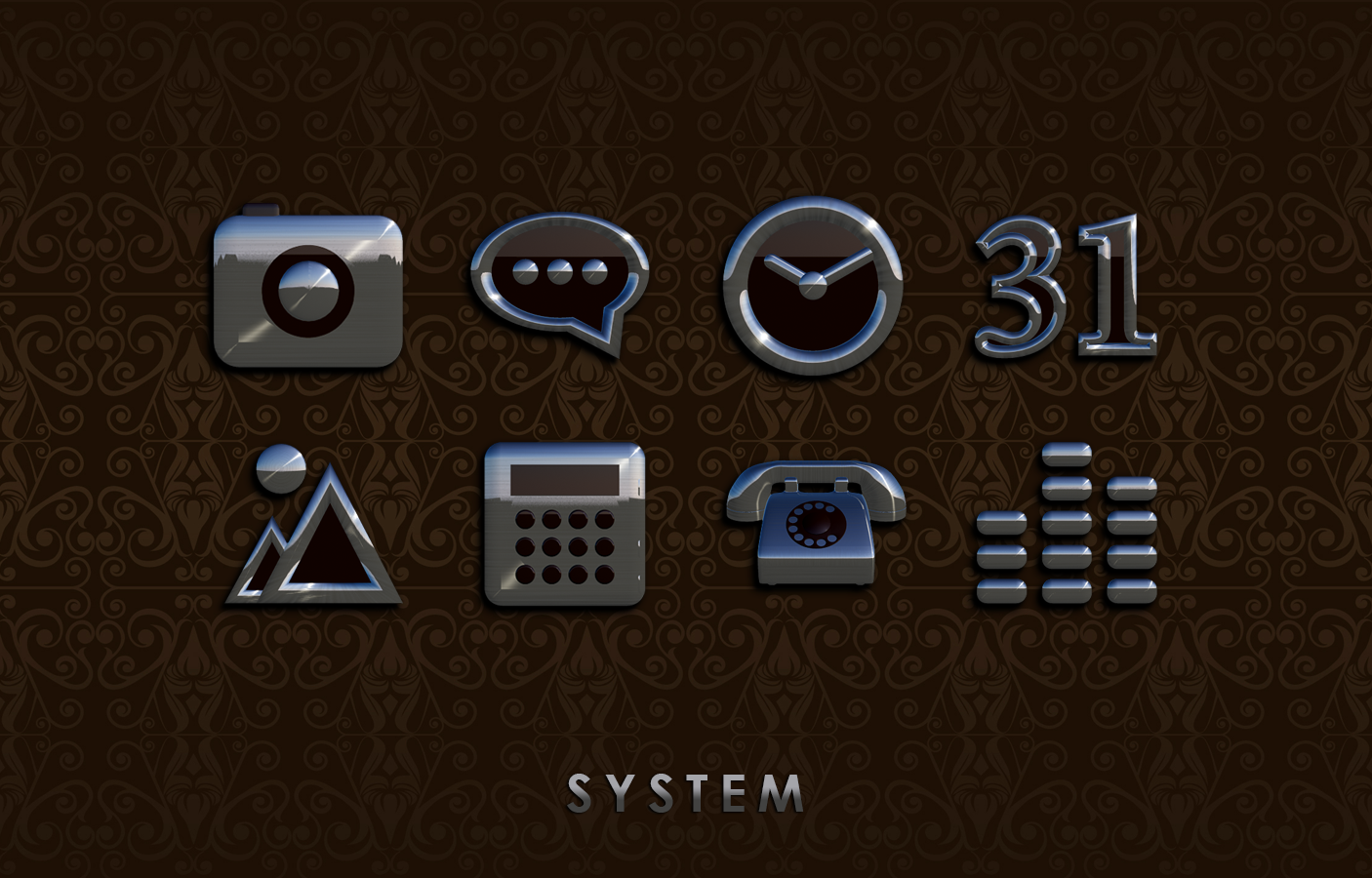 PARIS Icon Pack Screenshot 14