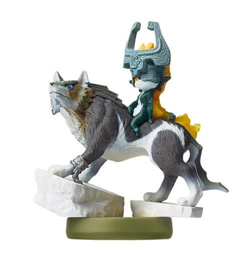 Wolf Link - The Legend of Zelda series