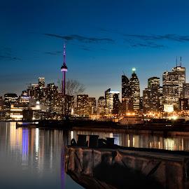 Toronto by Darren Sutherland - City,  Street & Park  Skylines ( toronto, montreal.quebec city )