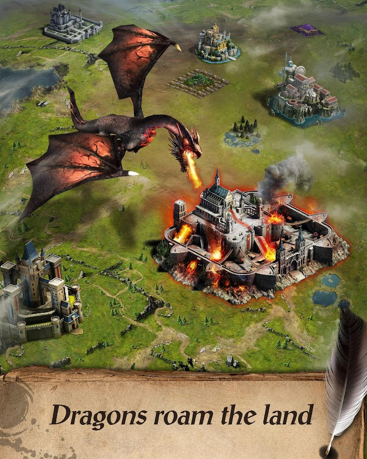 Clash of Queens:Dragons Rise Screenshot 7