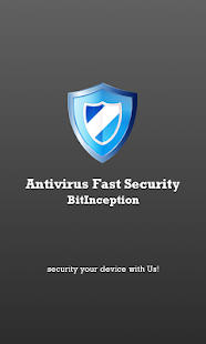 Antivirus Fast Security - screenshot