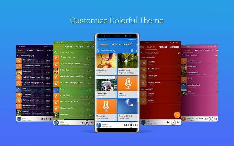 Music Player Pro Screenshot 6