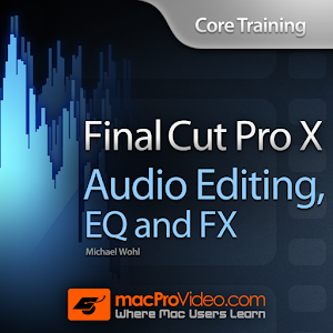 Audio Course For Final Cut Pro  1.0