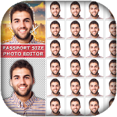 App Passport Size Photo Editor APK for Windows Phone