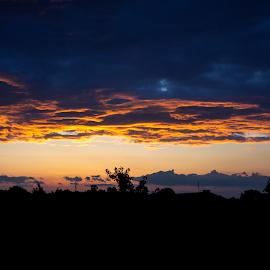 the storm is coming by Ivan Kovaček - Landscapes Cloud Formations ( #storm #darkclauds #landscape )