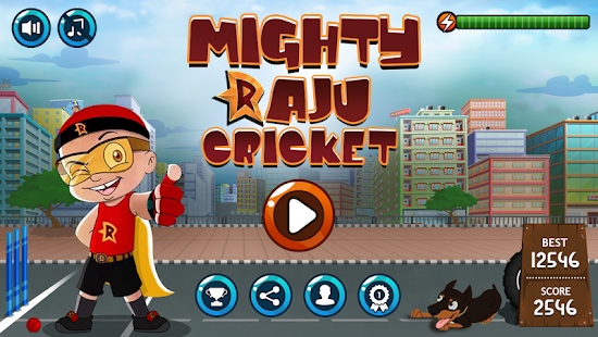Free Mighty Raju Cricket APK for Windows 8