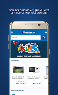 App Casas Bahia APK for Kindle