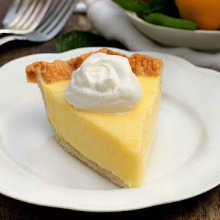 Sour Cream Lemon Pie Graham Cracker Crust Recipes