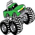 Game Big Monster Truck apk for kindle fire