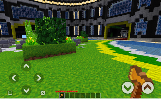 Multicraft: Pocket Edition For PC