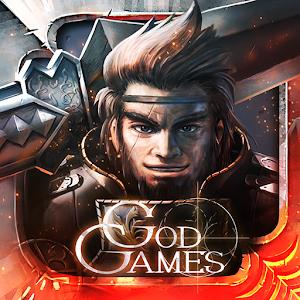 Cover art GODGAMES (MOBA)