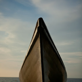 Boat by Peter Podolinsky - Artistic Objects Other Objects
