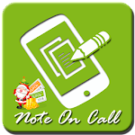 Note on Call Icon