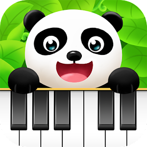 Panda Piano - Fruit Party