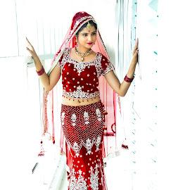 Indian Beauty by Gautam Agarwal - Wedding Bride