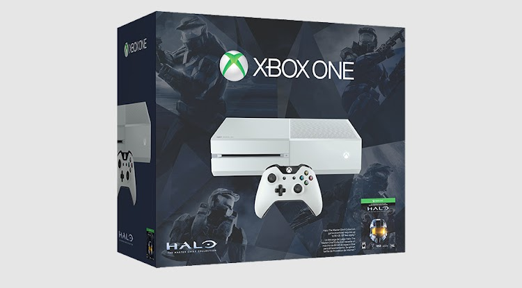 The white Xbox One is back with Halo: The Master Chief Collection