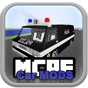 Car MODS For MCPE App icon