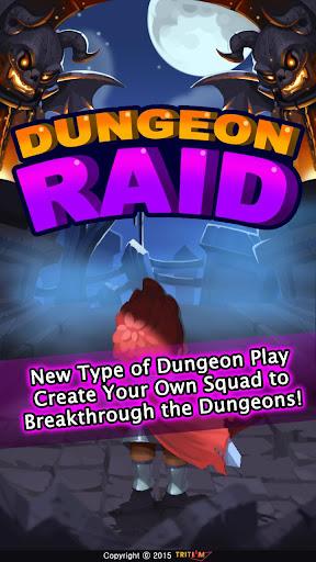 Dungeon Raid - screenshot