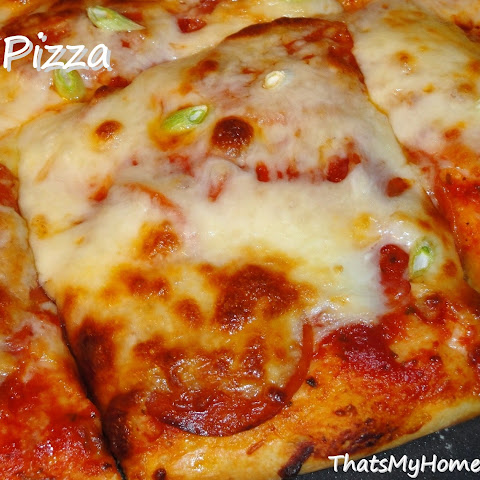 Pizza, Pizza! Make Overnight Pizza Dough
