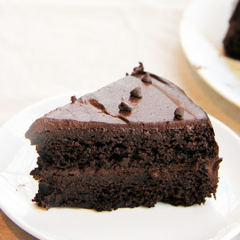 Chocolate Beet Layer Cake