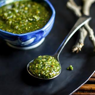Basil Pesto Rice Recipes
