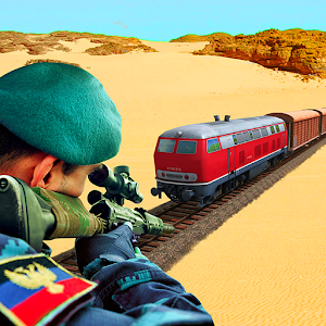 Ultimate Shooter: Train Sniper