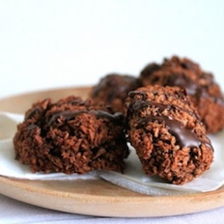 Chocolate Coconut Macaroons Gluten Free Recipes