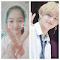 충격! 방탄소년단의 뷔, SNS를 통해 연애중임을 밝히다!!
