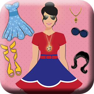 Download Dress Up Princess Girl Fashion for PC