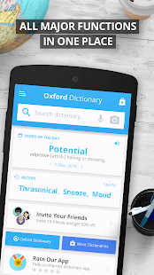 Free Download Oxford Dictionary of English APK for Samsung