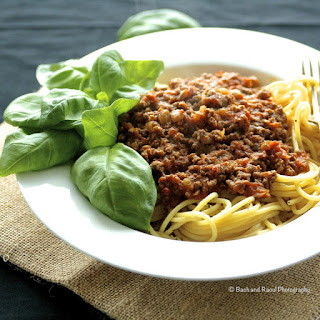 Spaghetti Bolognese Without Pasta Recipes