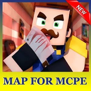 Maps Hello Neighbor for MCPE ★ For PC