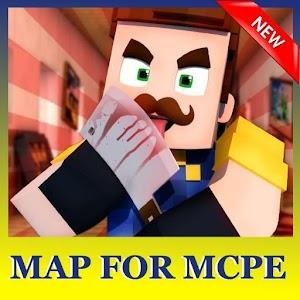 Karten Hallo Nachbar für MCPE ★ android apps download