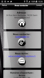 Auto-Ecole Boischaut - screenshot