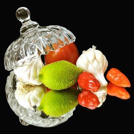 Eating time by SANGEETA MENA  - Food & Drink Ingredients